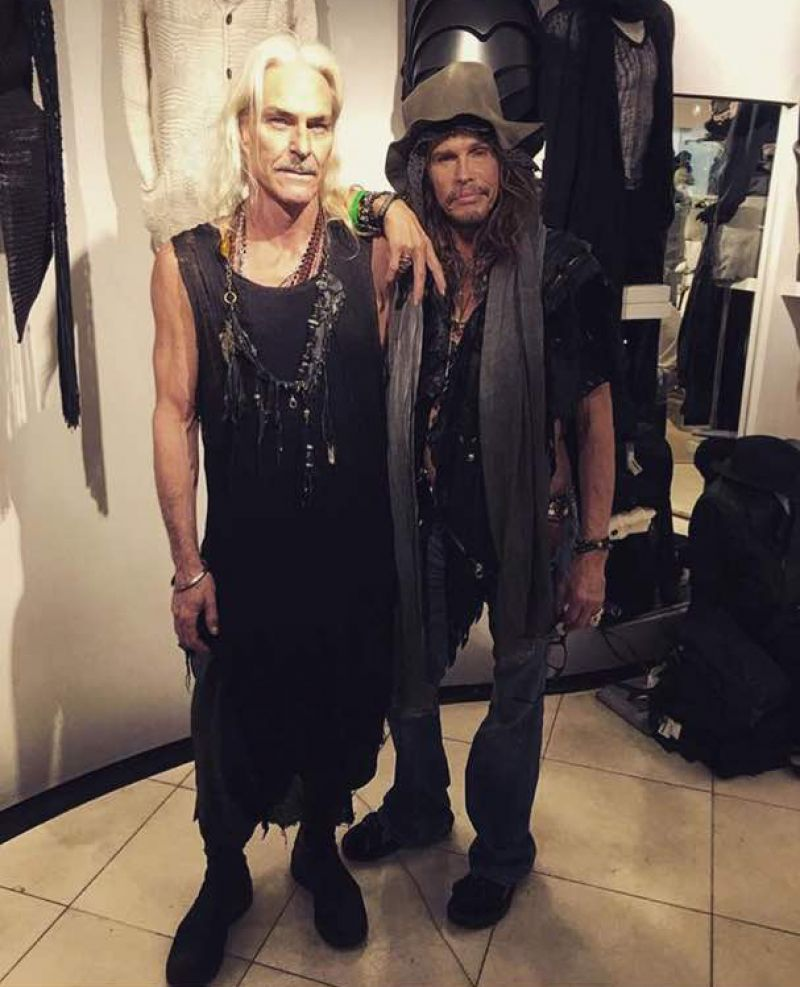 Steven Tyler Vest Nomadic @ Shop Untitled New York